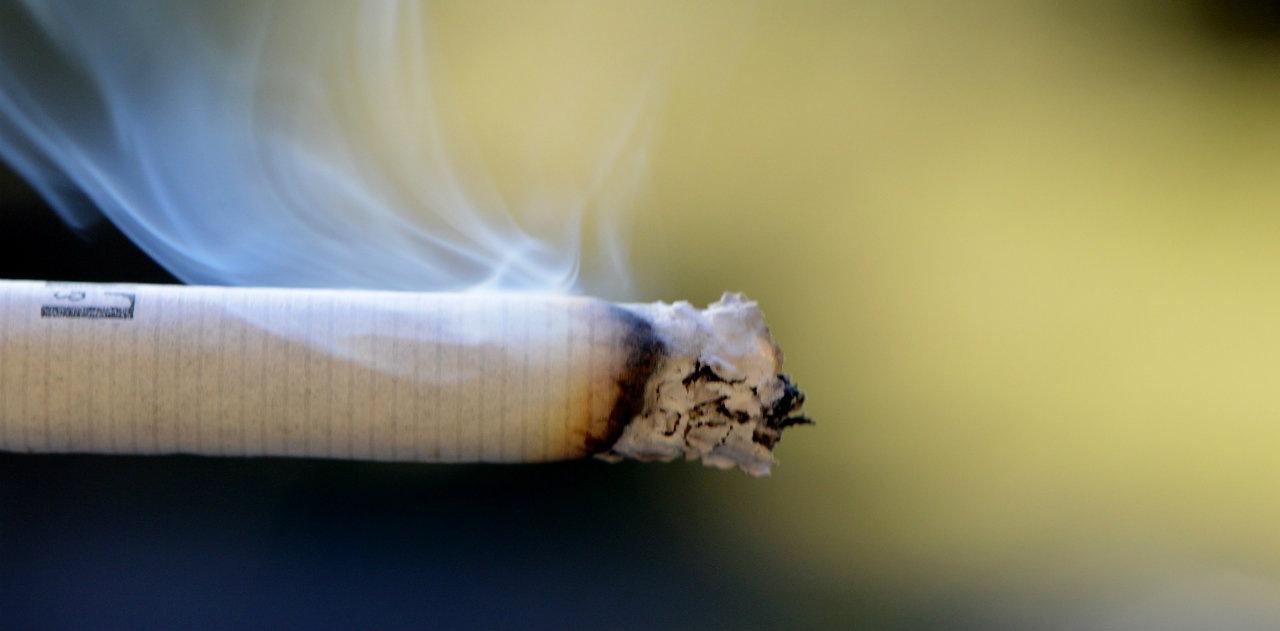danni da fumo passivo